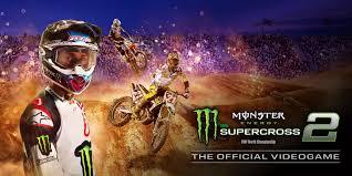 نقد و بررسی بازی Monster Energy Supercross 2